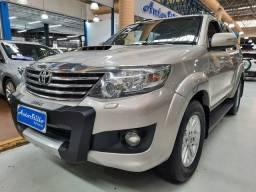 Hilux SW4 SRV 3.0 Diesel Prata 2015