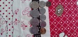 Vendo essas moedas.