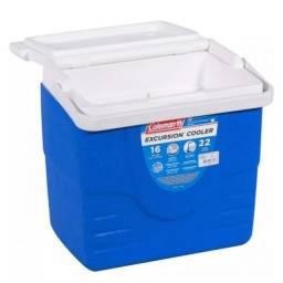 Caixa Térmica Coleman Excursion 16qt 15L azul