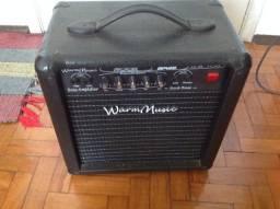 Amplificador Contrabaixo WarmMusic Rb108 - 30w