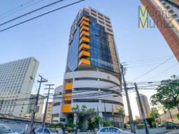 Título do anúncio: Sala para alugar, 274 m² por R$ 8.768/mês - Meireles - Fortaleza/CE