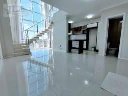 Cobertura com 2 dormitórios para alugar, 178 m² por R$ 3.500,00/mês - São Francisco - Curi