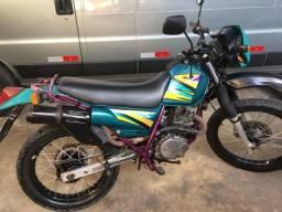 Moto Honda NX 200