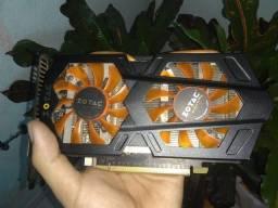 Placa de video GTX 660