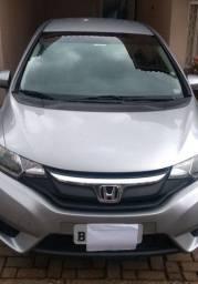 Honda fit dx automático 2017 único dono