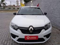 Título do anúncio: Renault Sandero 2021 1.0 12v sce flex life manual