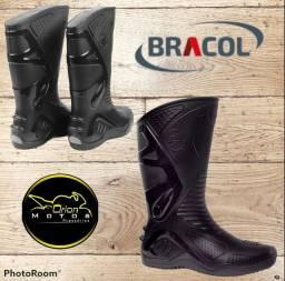 Calçados Proteção Chuva Bota