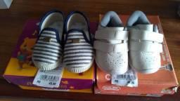 Sapatinhos de bebê, 30 reais cada um