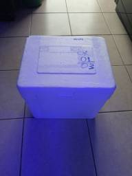 Caixa de isopor 60 litros