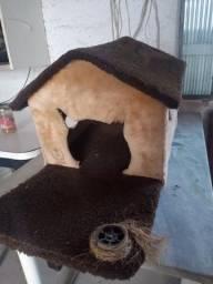 Casinha de gato R$ 40