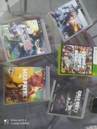 Jogos PS3 e Xbox 360