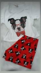 Pijama sublimado