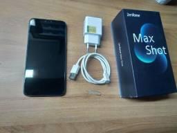 Smartphone Asus Zenfone Max Shot (ZB634KL) - 64GB - 4GB de RAM
