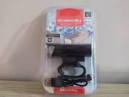 Faarol Para Bike Recarreagável RaypalL RPL-2255