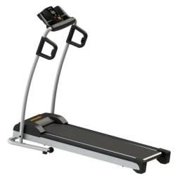esteira Athletic walker 10km/h - - monitoramento cardíaco - Dobrável