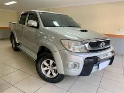 Título do anúncio: Toyota Hilux SRV 3.0 Automática,Excelente Estado!!! (Entrada e Parcelas)