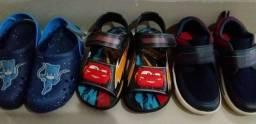 Sapatos infantil menino