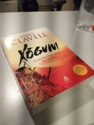 Livro Xogun - A gloriosa saga do Japão