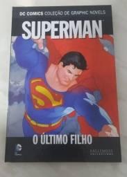 Superman história em quadrinhos