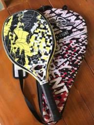 Raquete de beach tennis MaxBeachTennis X-fight