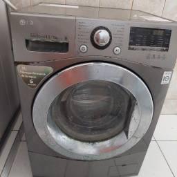 Lavadora e Secadora Inverter LG 8,5Kg