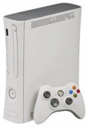 Xbox 360 slim. (1 controle & 3 jogos ) Desbloqueado