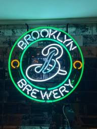 Neon original Brooklyn Brewery