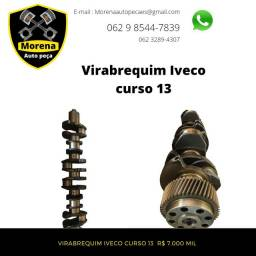 Virabrequim Iveco curso 13