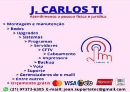 INSTALAÇÃO DE CABO DE REDE