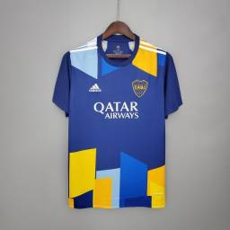 Título do anúncio: Camisa do Boca jr Premium