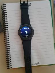 Relógio Samsung Gear S3 Frontier Aceito troca em Smart TV