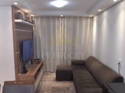 Apartamento à venda com 3 dormitórios em Vila industrial, Campinas cod:AP006526
