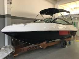 Lancha Focker 210 FX com Mercury 115 hp Zero Ñ Ventura Ñ Fs
