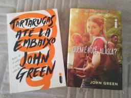Livros Jhon Green