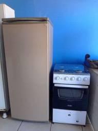 Kit geladeira e fogão usados