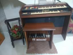 Órgão Eletronico Minami