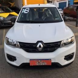Título do anúncio: *Renault Kwid/ 1.0/ flex/ 2018/