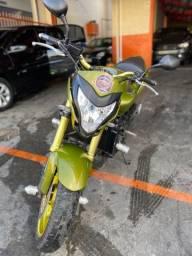 Honda / Hornet 600 cc  Ano: 2012