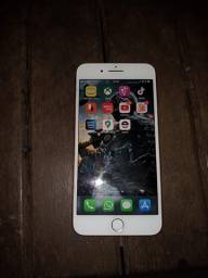 Vendo iPhone 7 Plus red 128 gb