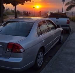 Título do anúncio: Honda Civic LX 1.7 gasolina 2003 automático
