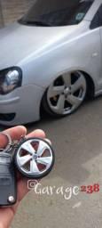 Troco rodas do golf gti