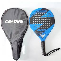 Raquete Padel Fibra De Carbono Camewin