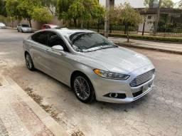 Ford Fusion Titanium hybrid 2015