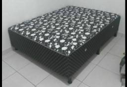 Título do anúncio: cama box casal 7 cm de espuma
