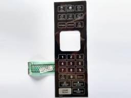 Membrana teclado circuíto película microondas Philco PME25 127V
