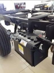 Trava Para Baterias Chave Tetra Jac