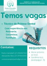 Protético Dental