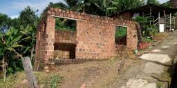 Casa com terreno R$12.000 pra vender logo
