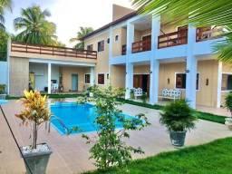 Casa - 1º andar na Barra Nova com Piscina
