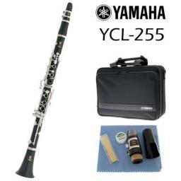 Clarinete Yamaha Bb Ycl 255